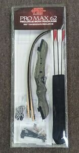 *NEW* PSE Pro Max 62in Take Down Recurve Bow Package 4 Varieties!