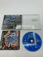Sony PlayStation 1 PS1 CIB Complete Tested WCW/NWO: Thunder