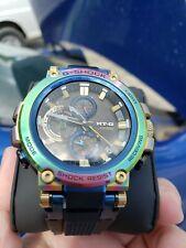 Casio g shock MTG Rainbow