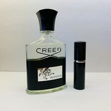 Decant Creed Aventus For Men 10 ml / 0.34 oz Eau De Parfum Sample Travel Spray