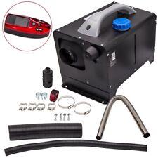 12V 8KW Diesel Air Heater LCD Controller For Truck MotorHomes Lorry Van 8000