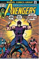 The Avengers Comic Book #109, Marvel Comics Group 1973 VERY FINE+