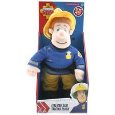 "Fireman Sam Plush 12"" Talking"