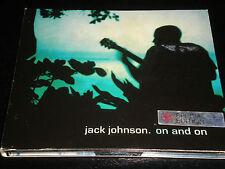 Jack Johnson - sur et sur - édition spéciale - Album CD - Digipak - 2003