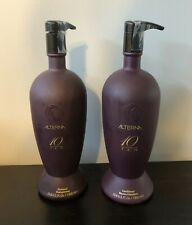 ALTERNA THE SCIENCE OF 10 SHAMPOO AND CONDITIONER DUO 33.8 oz NWOB