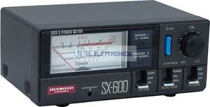 DIAMOND Roswattmetro SX-600 1,8 / 160- 140/525 MHZ Ref 800013