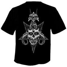 ETERNAL SOLSTICE T-shirt Death Metal Deathmetal Sempiternal Deathreign Doom L