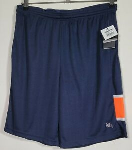 Cougar Sport Dry-Formance Athletic Shorts Men's XXL Blue Workout  New /Tag
