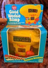 1978 Hasbro Tumblin Weebles Weeble Blimp Romper Room