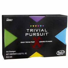 Trivial Pursuit X Board Game by Hasbro New Free Shipping