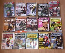 EGM Electronic Gaming magazine Lot of 26 Video Game