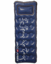 JACK & JONES AIRBED / LILO GREAT FOR THE BEACH / POOL  - BLUE