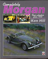 Morgan Four Wheelers from 1968 by Hill 4/4 +4 +8 + history racing restoration
