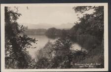 Cumbria Postcard - Windermere From Main Road Near Low Wood   RS7482