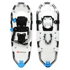 21� All Terrain Snow Shoes Lightweight Outdoor w/ Adjustable Ratchet Bindings