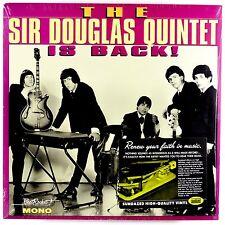 SIR DOUGLAS QUINTET Is Back LP SEALED GARAGE VINYL SUNDAZED BR 124