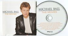 [BEE GEES COVER] MICHAEL BALL ~ THE MOVIES ~ 1998 UK 14-TRACK CD ALBUM