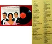 LP Reigen der schönsten Melodien von Ralph Benatzky... (Polydor 249 319) D