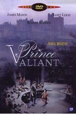 Prince Valiant (1954) DVD (Sealed) ~ James Mason