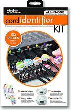 DOTZ - Home Entertainment Cord Identifier Kit