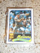 Pro Sports Seattle Mariners 1989 Baseball Card Team Set