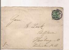 1912-GERMANY letter.