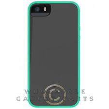 Skech Glow Apple iPhone 5S/SE Case - Gray/Aqua Sky Cover Shell Protector Guard