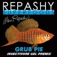 New listing Repashy Grub Pie Fish Food for Invertivore Gel Community Food