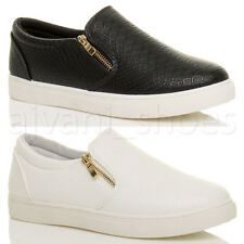 Unbranded Skate Lace Up Shoes for Women