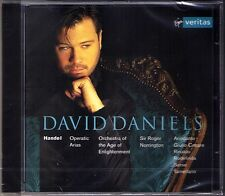 David DANIELS: HANDEL Serse Ombra mai fu Rinaldo Rodelinda Giulio Cesare Aria CD