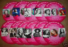 GREER GARSON on the air - Vintage Radio Shows OTR-CDs