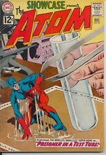 Showcase Presents #36 The Atom (1961) Very Good Minus VG- (3.5) DC Comics