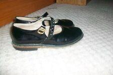 Mickey Girls black shoes 12 1/2