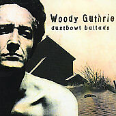 Woody Guthrie - Dustbowl Ballads NEW! 24HR POST!!