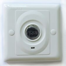 Wall Mount Touch Sensor Switch Finger Sensitive a part of Access Control system