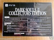 BNIB JAPAN FROM SOFTWAER DARK SOULS II 2 COLLECTORS EDITION For PS3 LTD Number