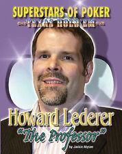 """NEW Howard """"The Professor"""" Lederer (Superstars of Poker: Texas Hold'em)"""