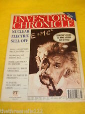 INVESTORS CHRONICLE - NUCLEAR ELECTRIC SELL OFF - JUNE 9 1995