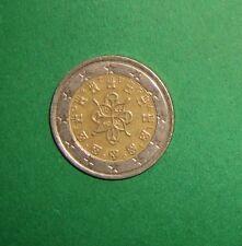 Kursmünze 2 Euro PORTUGAL 2002 - Siegel von 1144 von König Don Alfonso Henriques