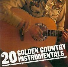 20 Golden Country Instrumentals LP Vinyl Record Album Reader's Digest 1979 EX