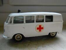Märklin VW Bus T1 Krankenwagen JRD Ambulance Blech Transporter alt Volkswagen