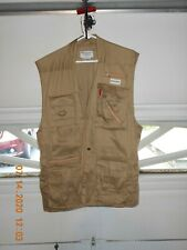 An slightly used or unused Photographer vest for the serious or professional...