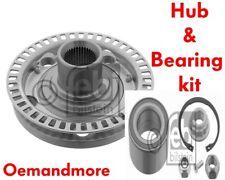 FEBI FRONT WHEEL HUB WITH BEARING & ABS RING VW CORRADO VR6 GOLF MK3 GTI VR6