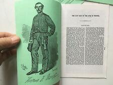 69th New York, Irish Brigade-- Bull Run Campaign by Thomas Meagher