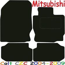 SINGLE DRIVERS CAR MAT TAILORED FULLY MITSUBISHI COLT CZC CONVERTIBLE 04-09