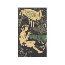 EDISON AMBEROL RECORDS London catalogue 1910 - faithful reprint 1973 by Fagin's