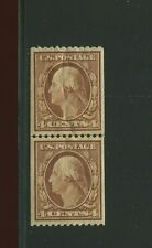 Reference '350' Wash 00006000 ington Mint Coil Line Pair of Stamps (L21) *See Comments*
