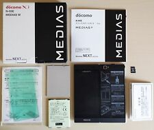 NEC N-05E MEDIAS W DUAL SCREEN DISPLAY ANDROID 4.1 SMARTPHONE UNLOCKED Docomo