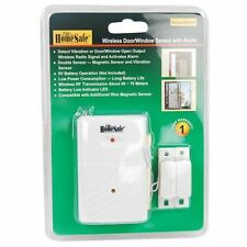 HomeSafe Wireless Home Security Vibration Sensor - 600WR