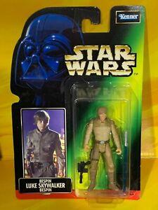 Star Wars - Power of the Force - Luke Skywalker Bespin (Green EU Card)